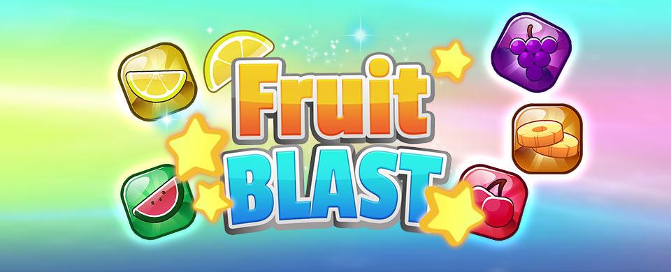 แนะนำเกม Fruit Blast เกมพนันออนไลน์จับคู่ผลไม้ อีกหนึ่งเกมที่ไม่ควรพลาด